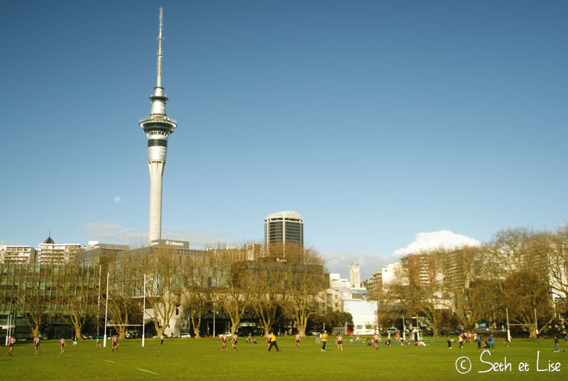 blog voyage photo bd canada pvt whv nz rugby auckland victoria park