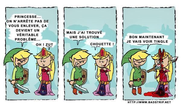 Images drôles sur Zelda!  Forum du Palais de Zelda