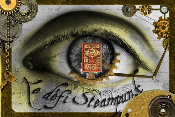 Eye Steampunk