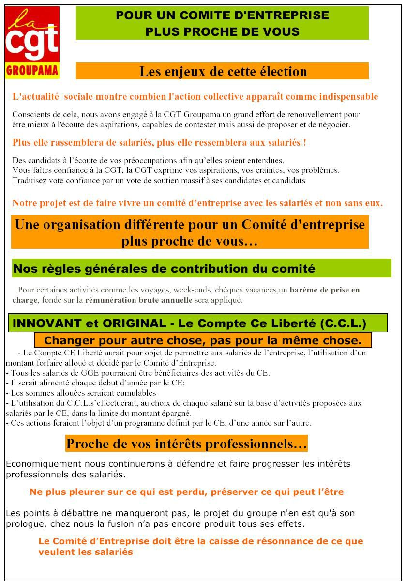 Elections Groupama Grand Est page 1
