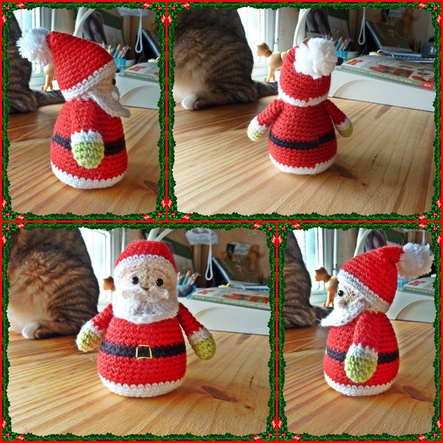 Crochet et amigurumi chez babou - Modele bonhomme de neige ...