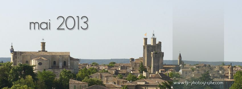 Timeline Uzes mai 2013