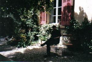 L'atelier de Cézanne (suite et fin)... dans Impressions cezanne