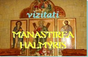 banner manastirea Halmyris