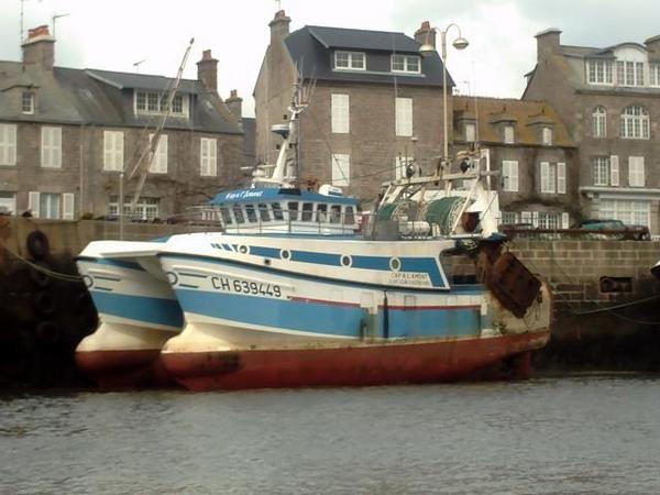 bateau de peche jade