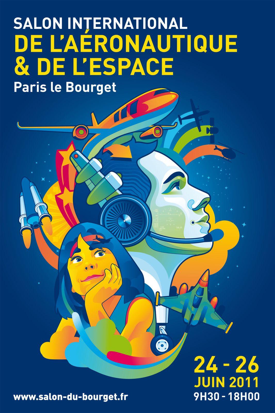 Ectac salon du bourget 2011 siae international de l for Salon de l invention paris