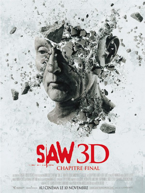 film Saw 7 - Saw 3D : Chapitre Final en streaming