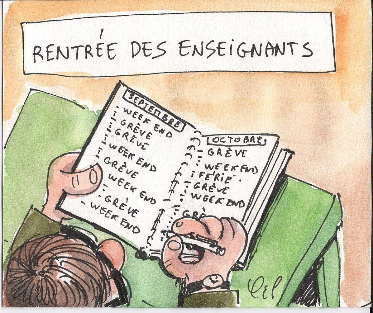 """Résultat de recherche d'images pour """"humour pour la rentrée 2015"""""""