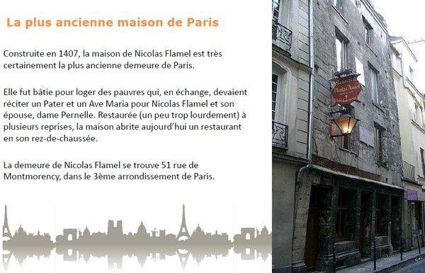 La plus ancienne maison de paris jolicoquelicot for Ancienne maison close paris