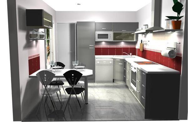 projet cuisine le blog de doune et keiser. Black Bedroom Furniture Sets. Home Design Ideas