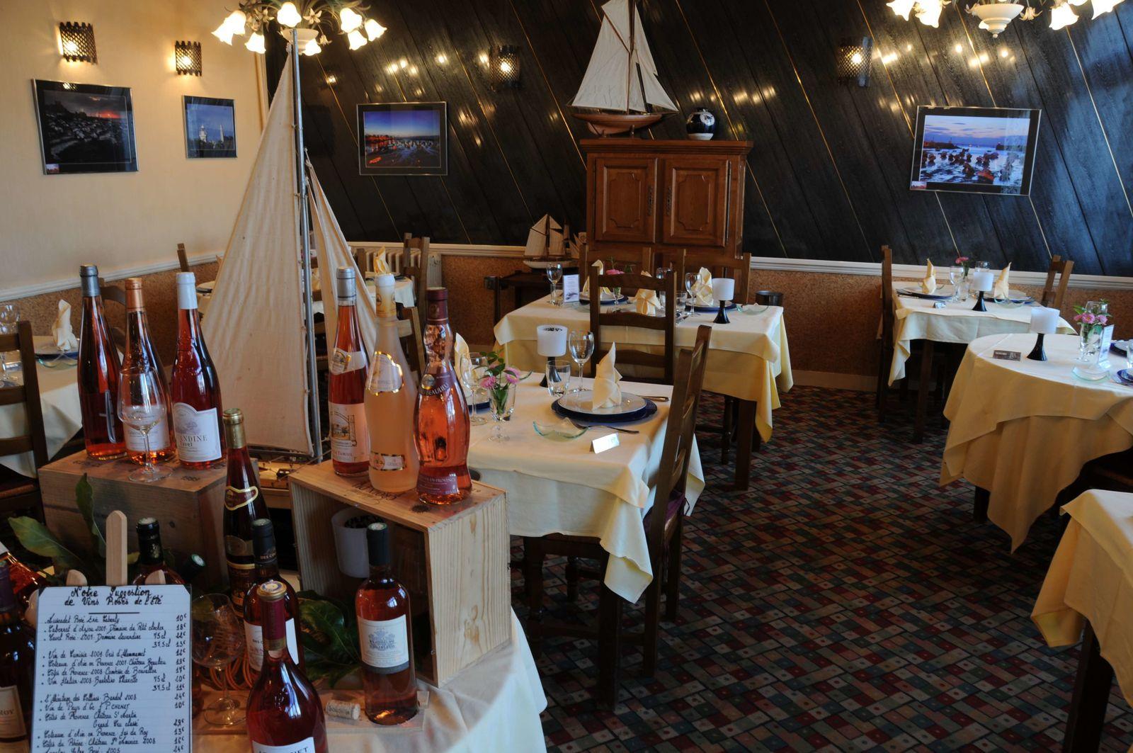 exposition visite du restaurant quot le moderne quot 224 barfleur