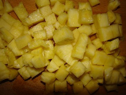 CRUMBLE ANANAS COCO