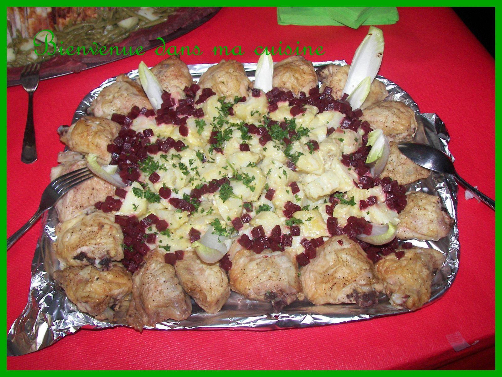 Buffet froid en images le blog de toupine - Presentation buffet froid deco ...