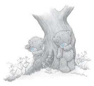 Petit ours gris le blog de maria - Nounours me to you ...