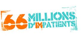 logo 66 millions impatients