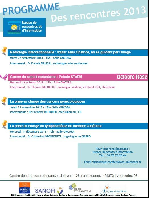 Programme eri lyon sept dec 2013