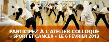 atelier colloque sport et cancer le blog de l 39 association essentielles. Black Bedroom Furniture Sets. Home Design Ideas
