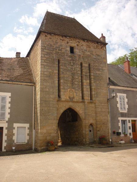 Sainte-Sévère-porte
