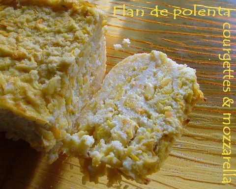 Flan Forme Cake Aux Courgettes