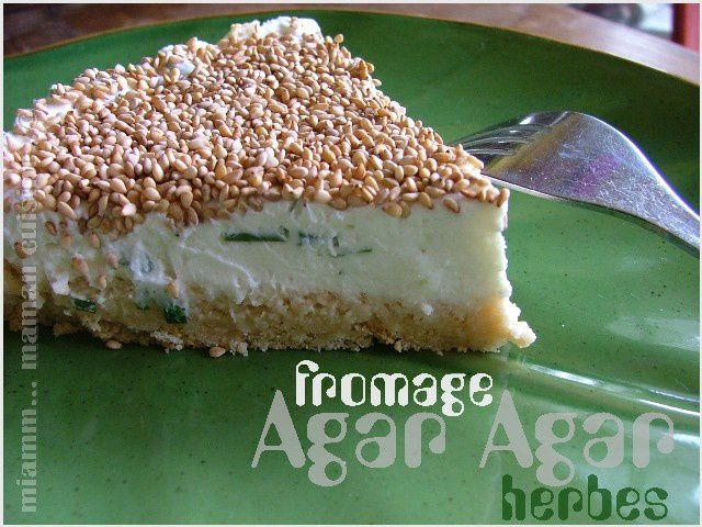 cheesecake chevre herbe2