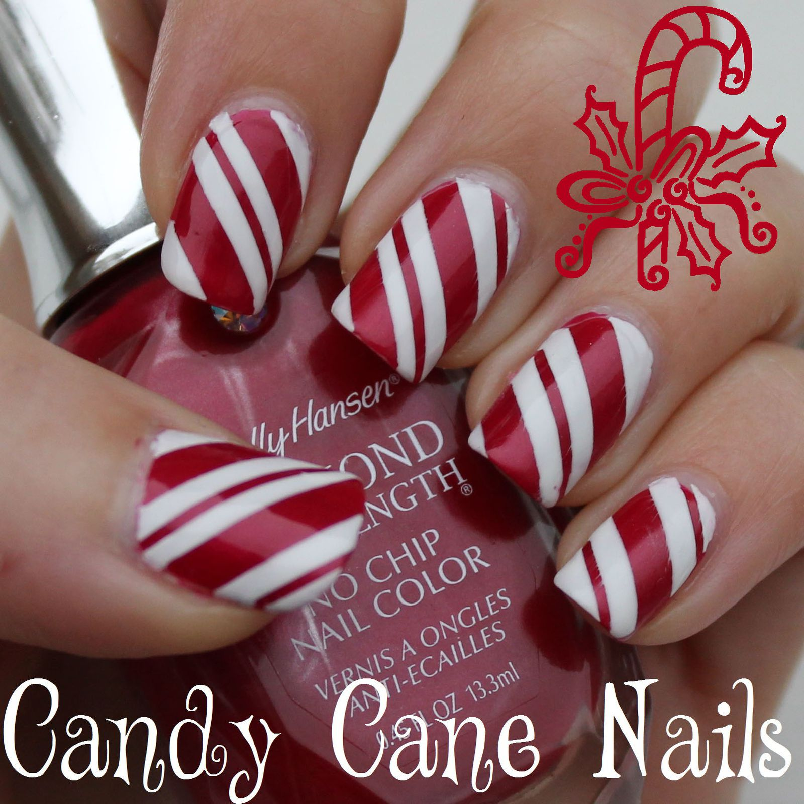Manicure Noel
