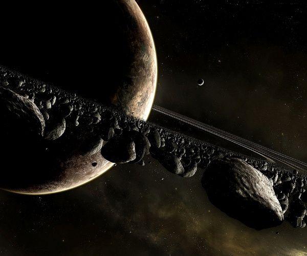 La Planete Saturne 3 Le Miroir Du Temps