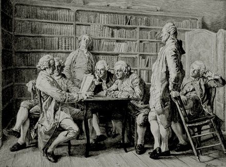 an introduction to the enlightenment and the role of the philosophes History of europe - the enlightenment: the perceptions and propaganda of the philosophes have led historians to locate the age of reason introduction.