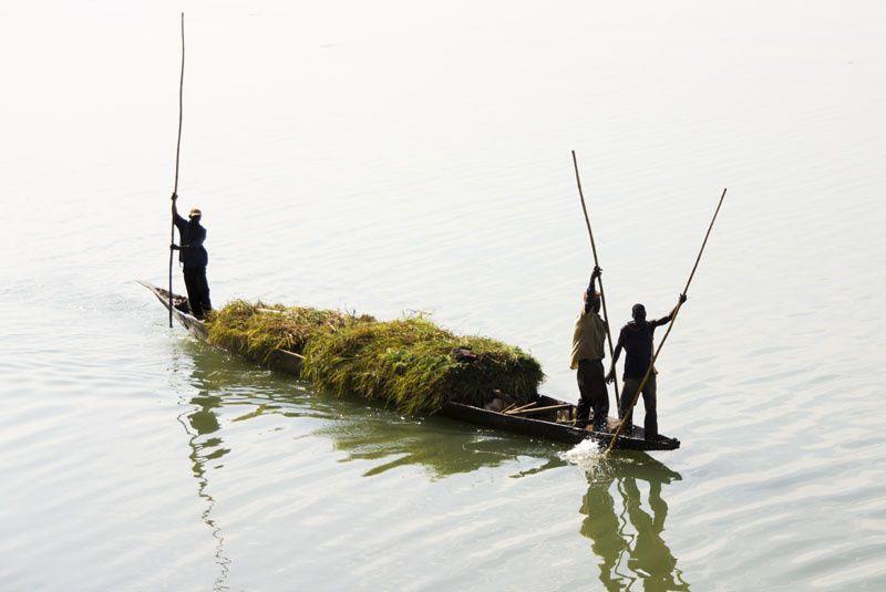 Mali, Ségou, sur le Niger