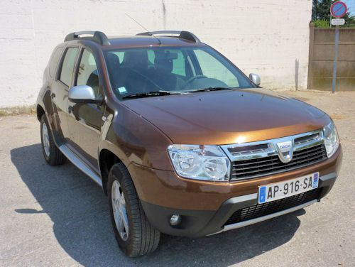 dacia duster un 4x4 pour le p cheur des villes ozielf fishing. Black Bedroom Furniture Sets. Home Design Ideas