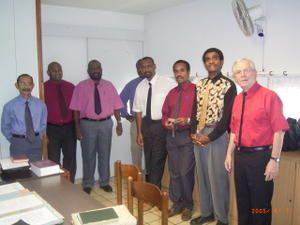 Quelques collègues