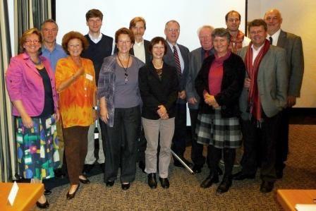 Alle Teilnehmer mit Referenten