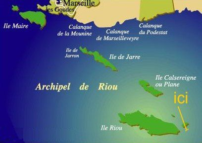 carte archipel