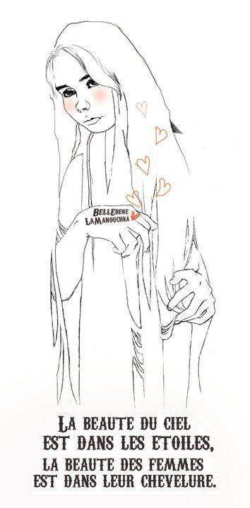 Natacha dessin