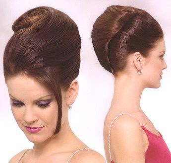 Le Chignon Banane Ou French Roll