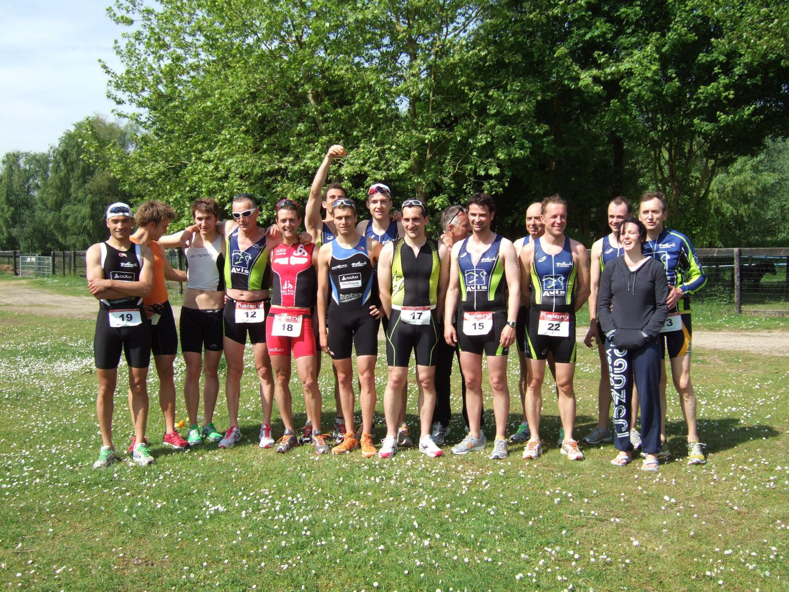 triathlon d'amiens