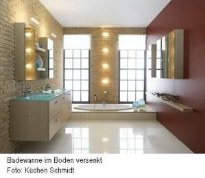 im boden versenkte badewanne my blog. Black Bedroom Furniture Sets. Home Design Ideas