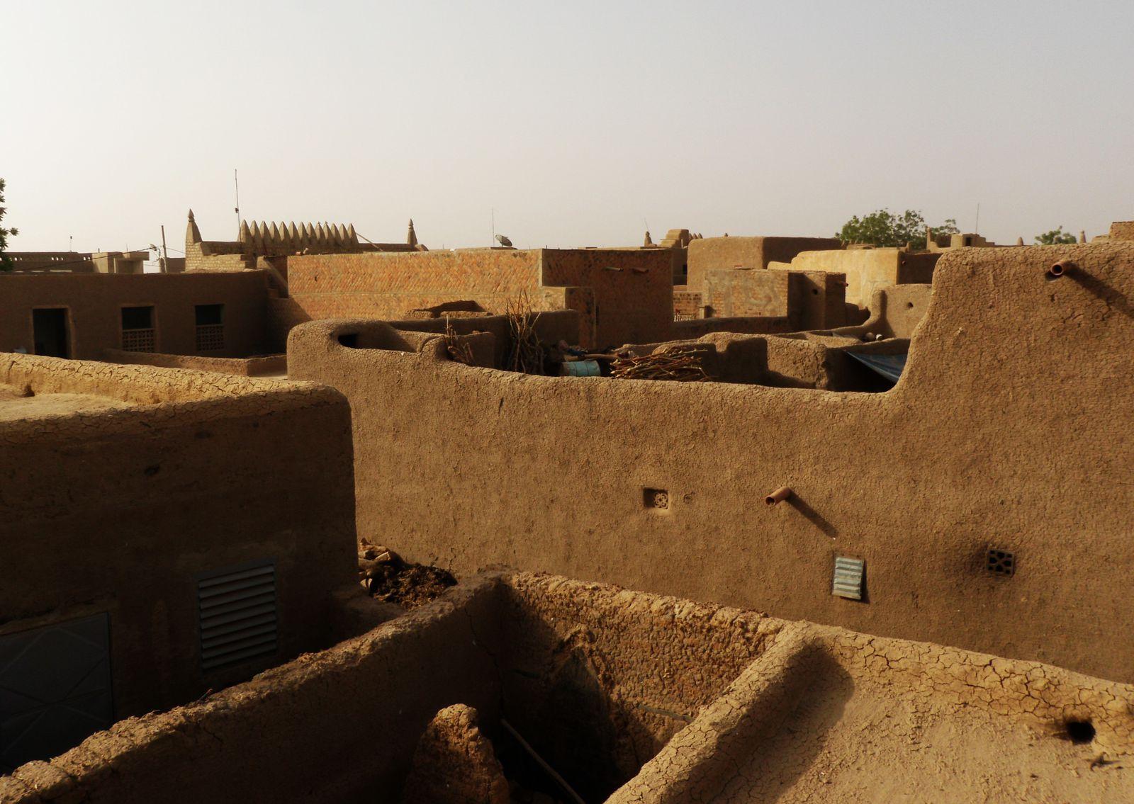 De Bamako à Mopti