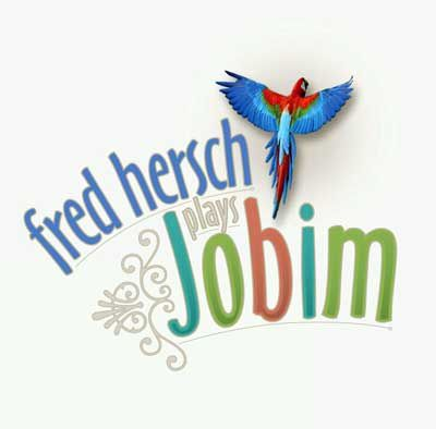 Fred Hersch Plays Jobim, cover