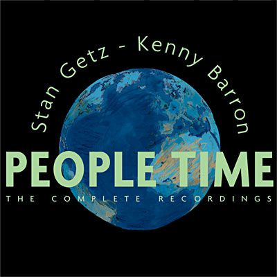 Getz People Time, cover