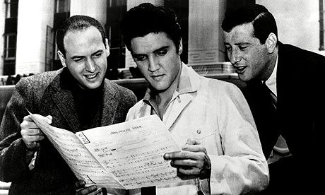Jerry Leiber, Mike Stoller & Elvis