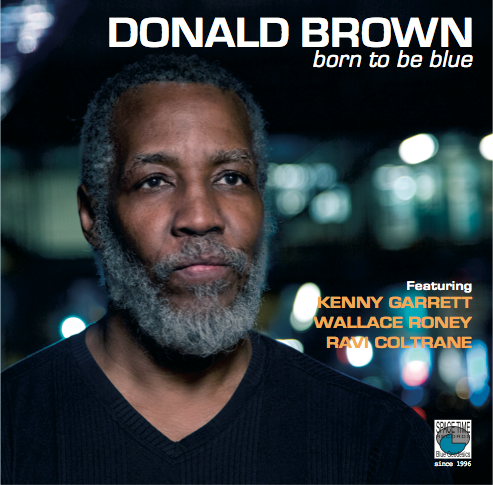 Donald Brown, cover