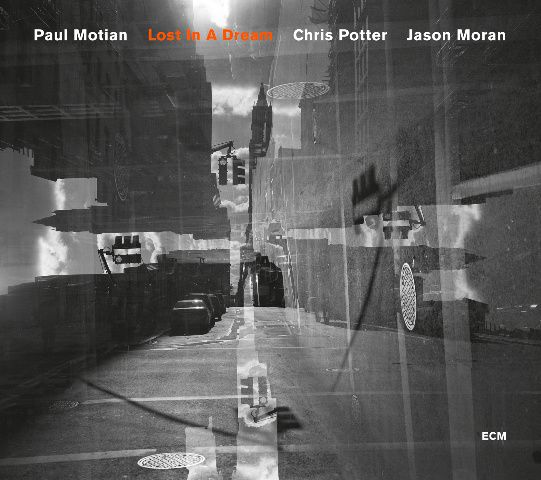 Paul Motian Lost in a Dream, cover