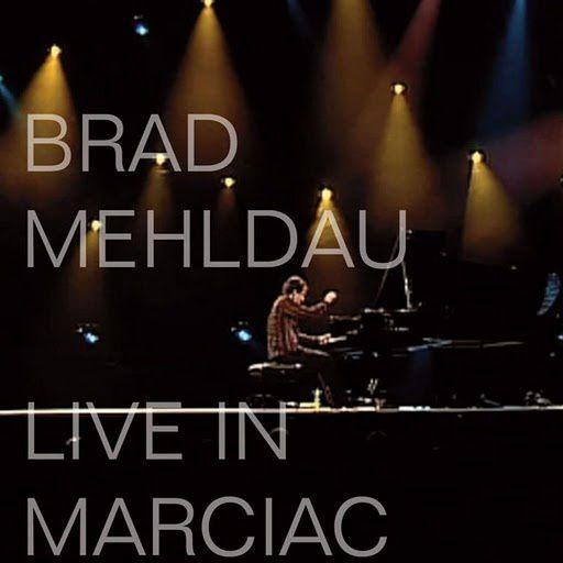 Brad Mehldau - Live in Marciac, cover