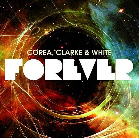 Corea, Clarke & White, cover