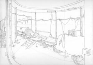 Pour aller vers le futur il y a la navette l 39 impossible for Interieur bobsleigh
