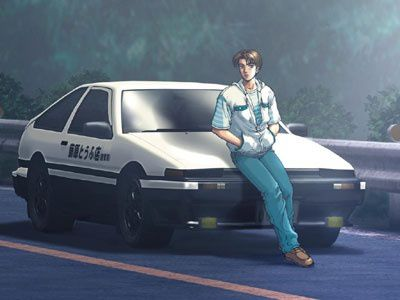 initial d saison 1 manga miso. Black Bedroom Furniture Sets. Home Design Ideas