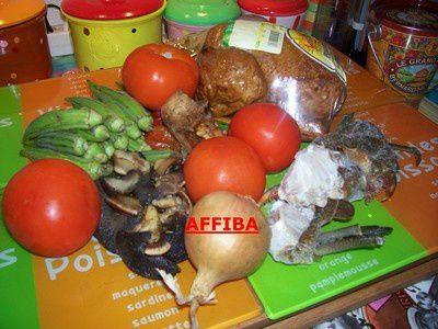 Recettes De Cuisine D Afrique Recette Facile Ivoirienne Cote D
