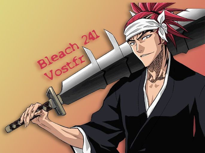 bleach 241 vf