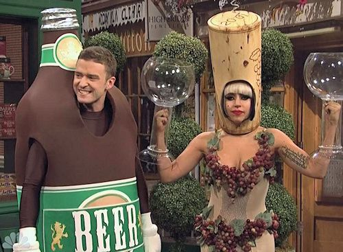 Lady-Gaga-Justin-Timberlake-On-Saturday-Night-Live