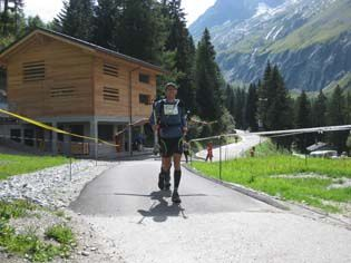 champex sortie